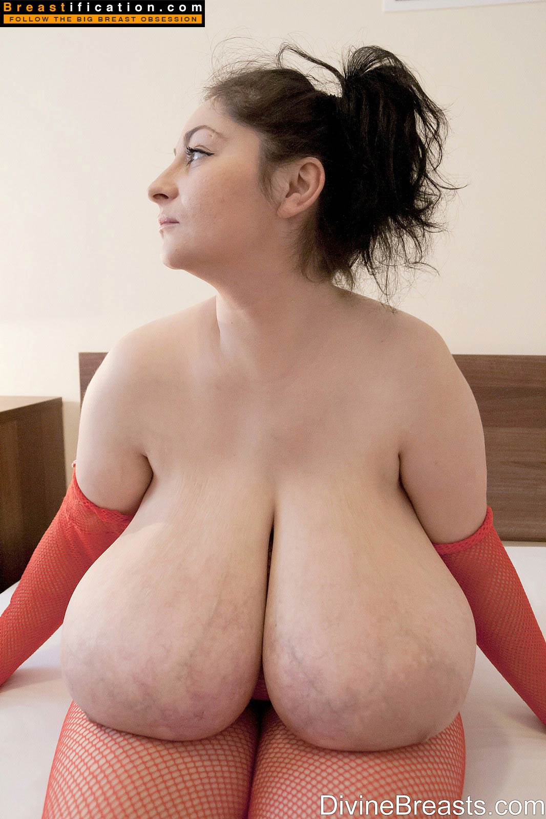 gigantic breasts