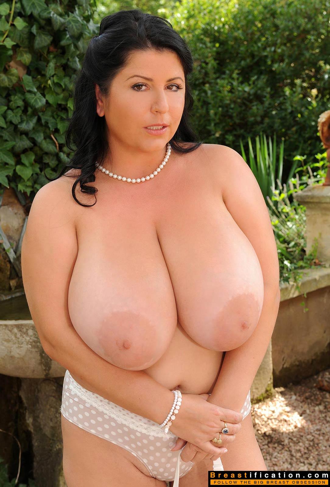 Big tits natalie