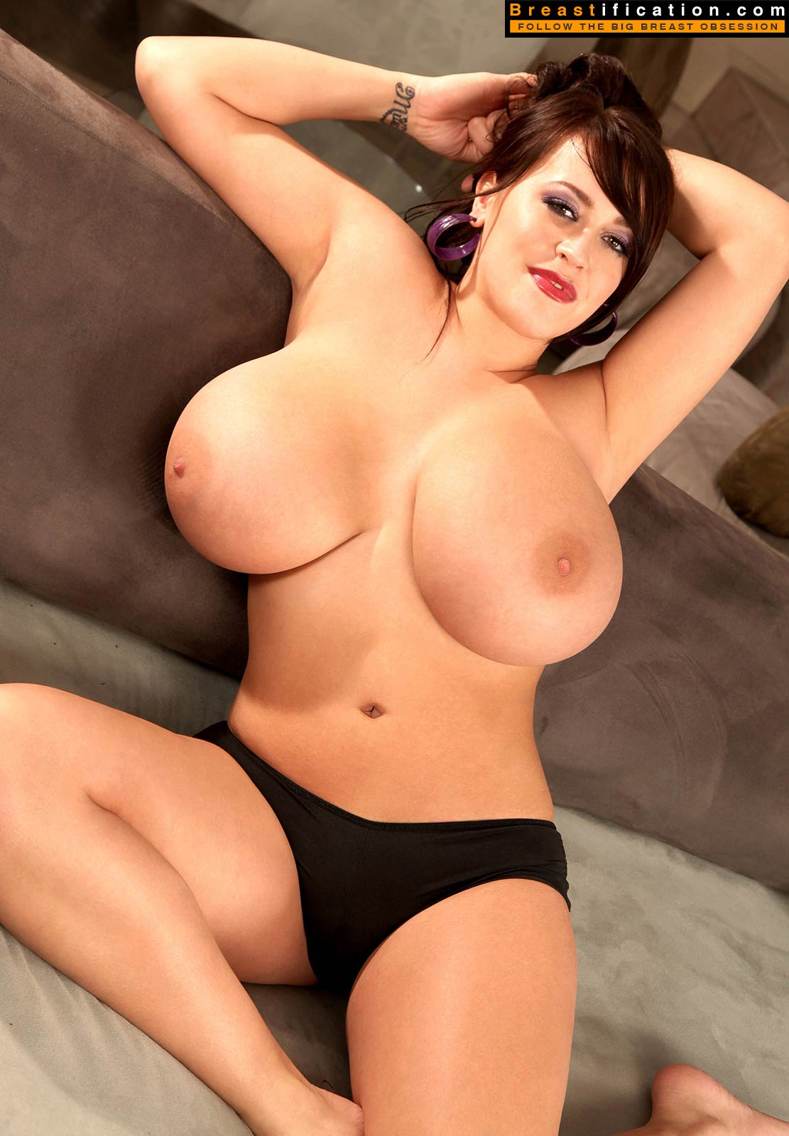Big tits seduction