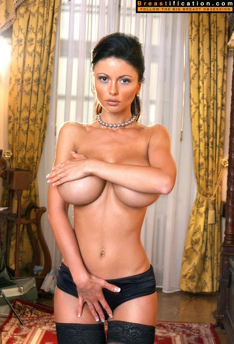 Veronika big tits